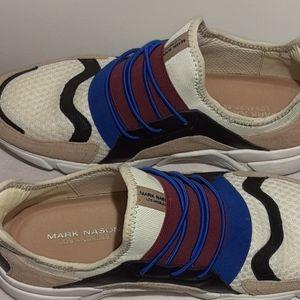 EUC Mark Nason Slip On Sneakers